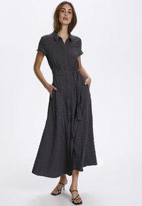 Soaked in Luxury - ARJANA  - Maxi dress - india ink - 0