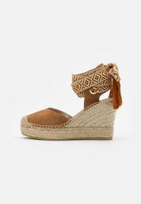 Vidorreta - High heeled sandals - camel - 1