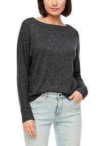 s.Oliver - Long sleeved top - dark grey - 5