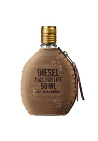 Diesel Fragrance - FUEL FOR LIFE EAU DE TOILETTE VAPO - Woda toaletowa - - - 1