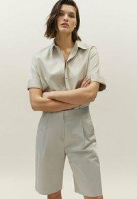 Massimo Dutti - Pantalon classique - grey - 5