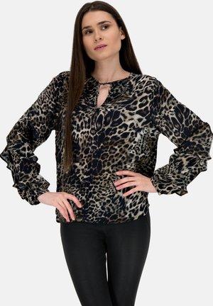 LEO EASY - Blouse - hairy leo