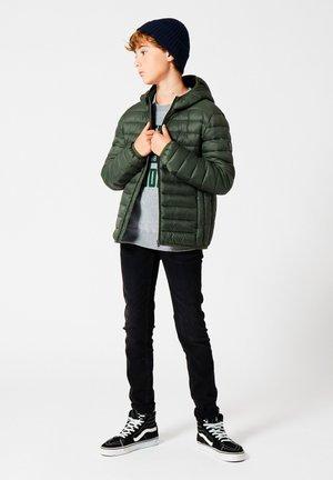 ALEX JR - Winter jacket - leaf