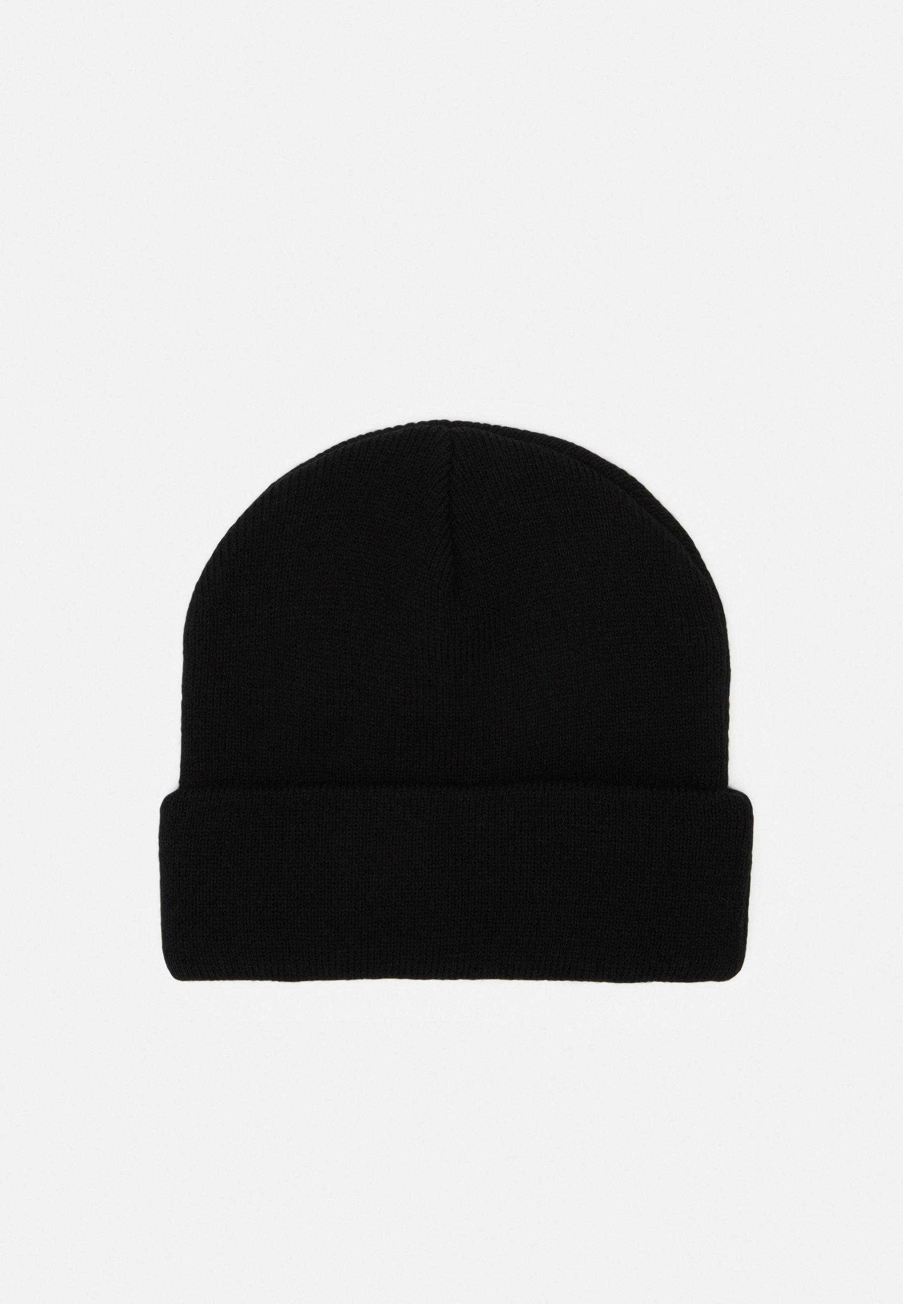 Mennace Signature Beanie - Mütze Black/schwarz