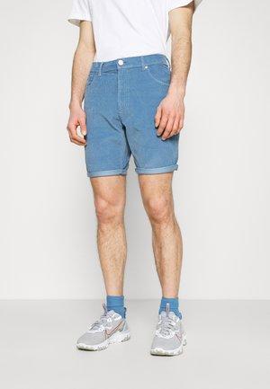 CORDUROY SHORTS - Shorts - copen blue