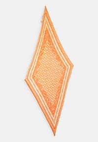 Codello - PAISLEY EDGED SHAPE - Foulard - orange - 2