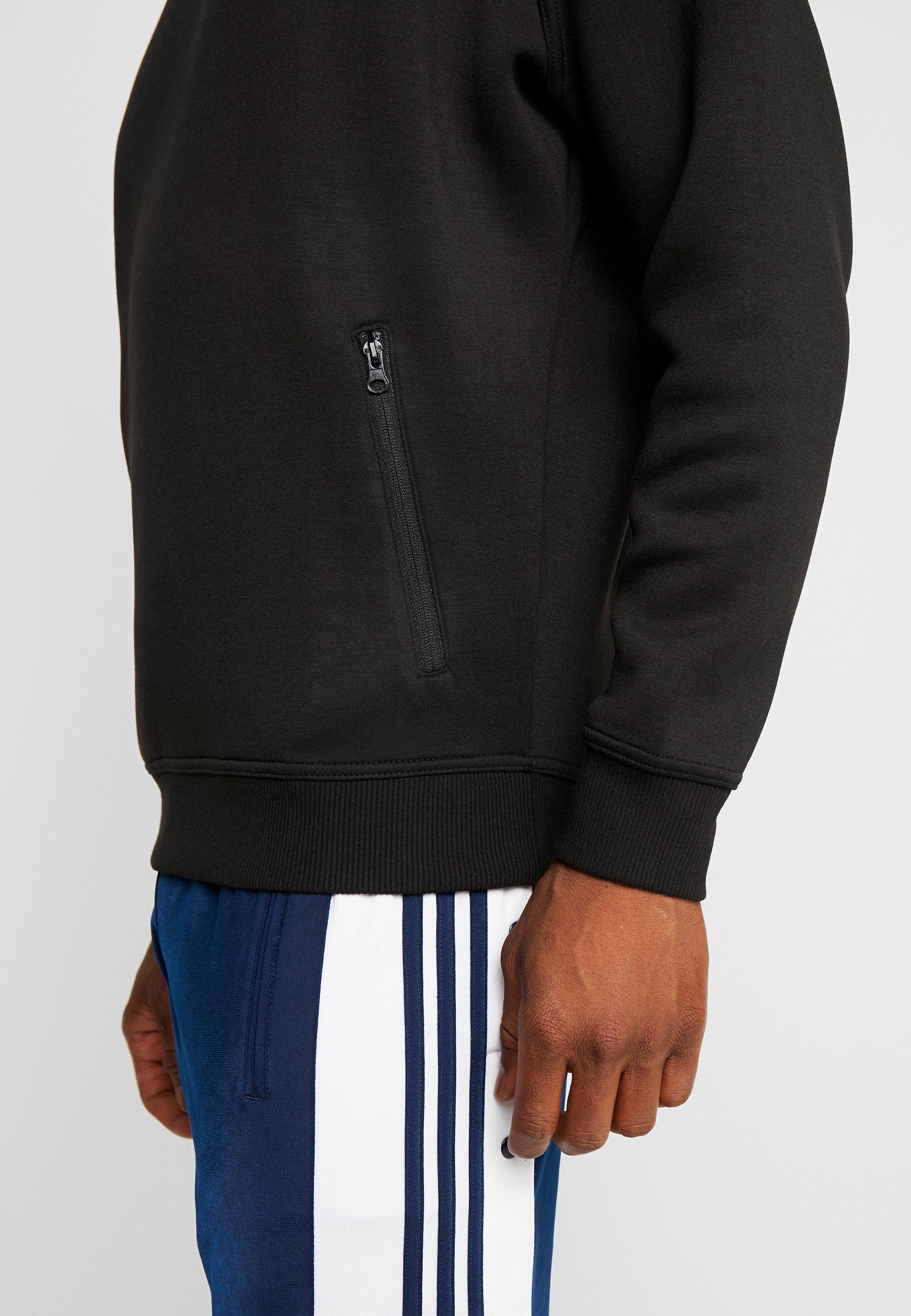 Men RAGLAN ZIP POCKET CREW - Sweatshirt