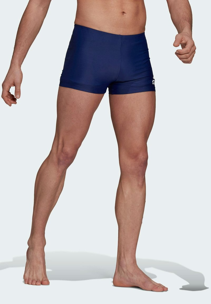 adidas Performance - Swimming shorts - blue