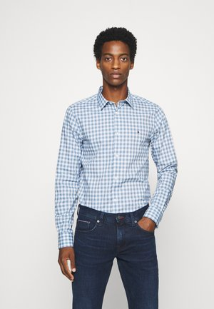 FLEX HTOOTH GINGHAM - Košile - blue