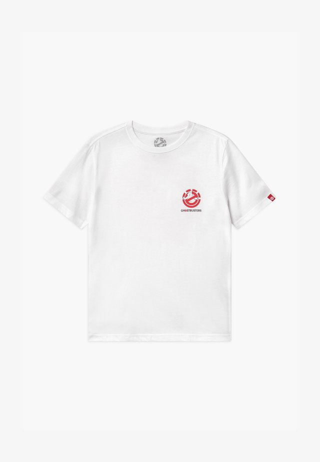 BANSHEE BOY - T-shirt imprimé - optic white
