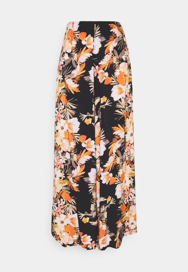 BORA BORA FLORA BORA BORA FLORA PANT - Spodnie od piżamy - black