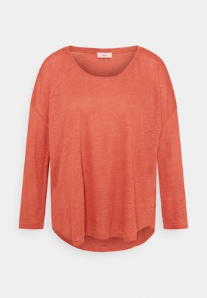 WOMENS - Long sleeved top - dusty coral