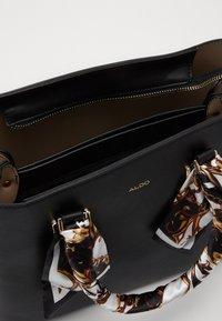 ALDO - TWEEDIA - Handbag - black - 2