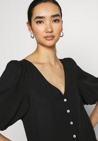 EDITED - ISABELA DRESS - Maxi dress - schwarz - 3