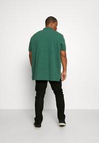 Jack & Jones - JJIGLENN JJORIGINAL - Straight leg jeans - black denim - 2