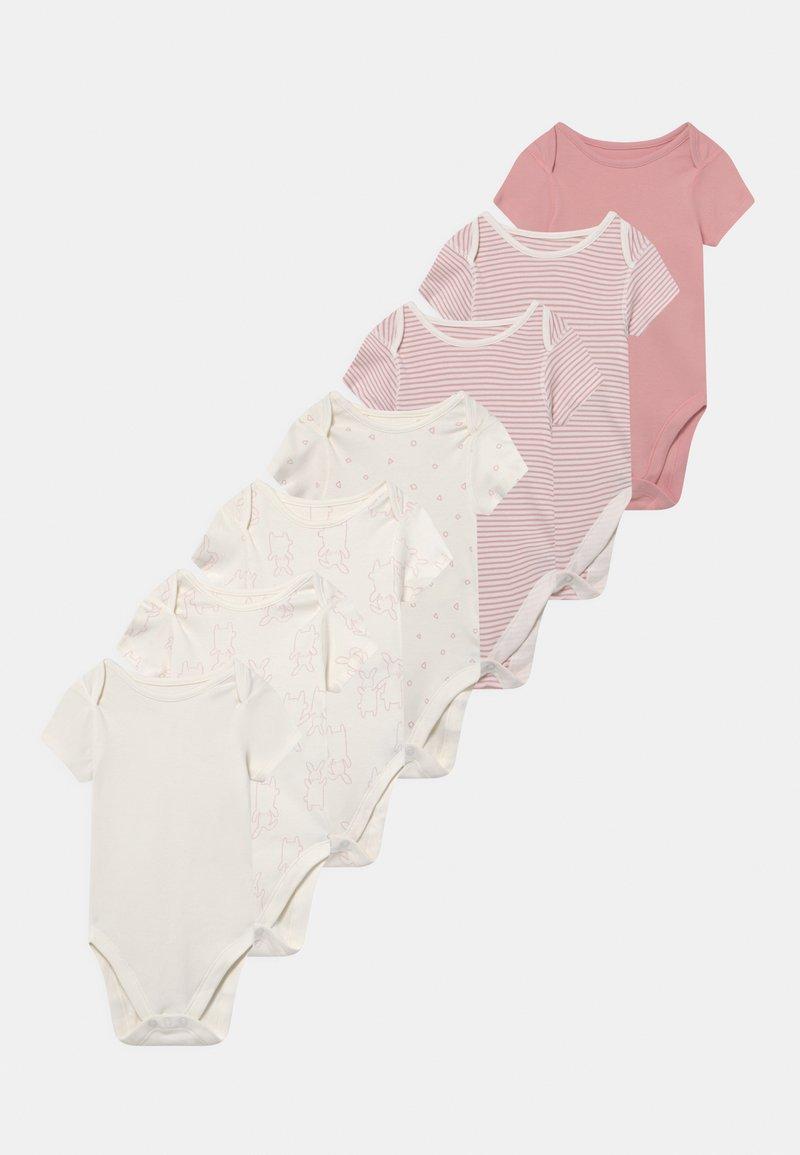 Marks & Spencer London - 7 PACK - Body / Bodystockings - pink