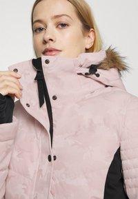 Superdry - SNOW LUXE PUFFER - Skijakke - pink - 8