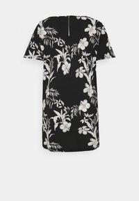 ONLY Carmakoma - CARLUXINA DRESS  - Day dress - black - 6