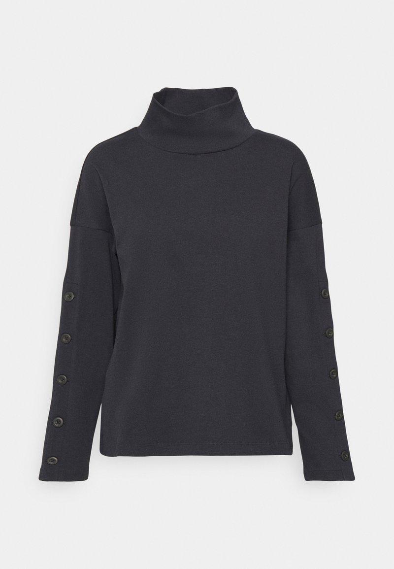 Madewell - TIMES SQUARE TURTLENECK - Sweatshirt - true black