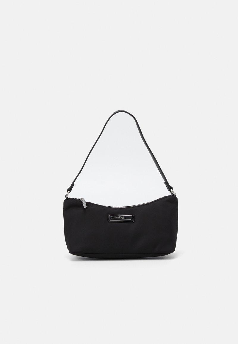Calvin Klein - SHOULDER BAG - Torebka - black