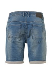No Excess - Denim shorts - bleach denim - 4