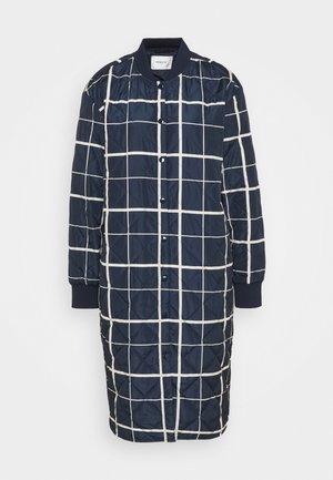 MORIZE DEYA - Classic coat - dark blue