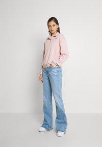 Nike Sportswear - FEMME - Sweater - pink oxford/metallic gold - 1