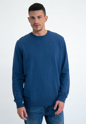 Sweatshirt - blue spring