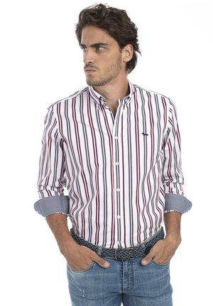 Shirt - rosso scuro