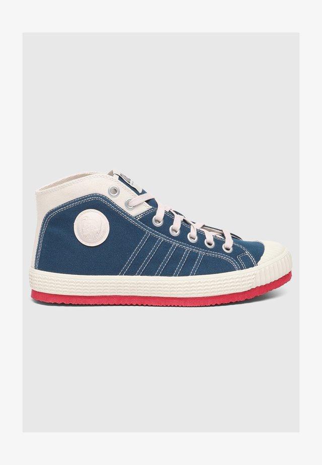S-YUK MC - Sneakers hoog - blue/red