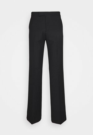 CALEB TROUSERS - Trousers - black