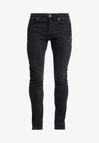 Topman - GREY JEANS SKINNY FIT - Jeans Skinny Fit - grey - 4