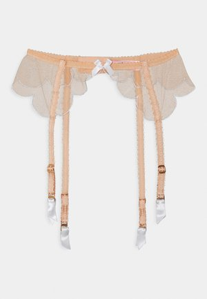 LORNA SUSPENDER - Suspenders - nude/white