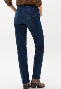 BRAX - STYLE CAROLA - Straight leg jeans - used regular blue - 2