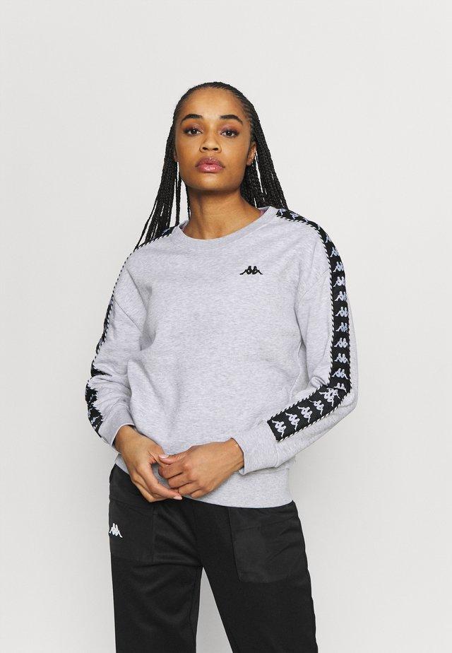 ILARY - Sweatshirt - high rise melange