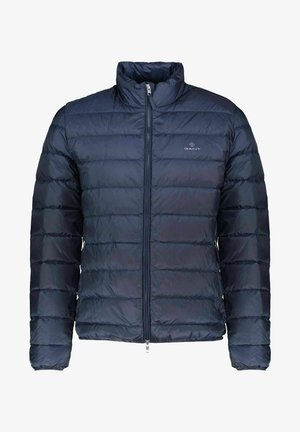 LIGHT DOWN - Down jacket - marine