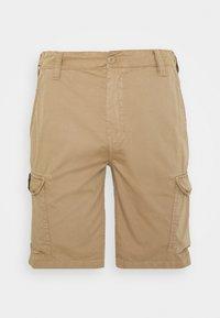 Schott - CARGO - Shorts - army mastic - 3
