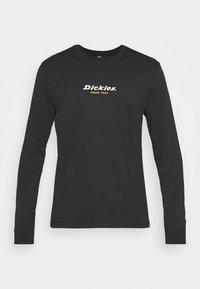 Dickies - CENTRAL TEE - Long sleeved top - black - 3