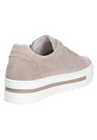 Gabor - Sneakers laag - beige - 6