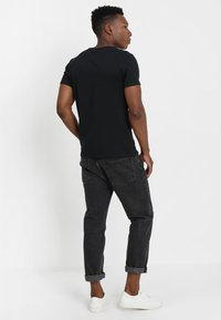 Solid - ROCK SOLID - T-shirt basic - black - 2