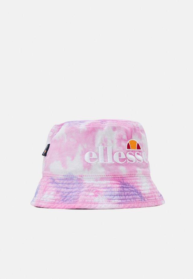 HALLAN BUCKET HAT UNISEX - Hattu - pink