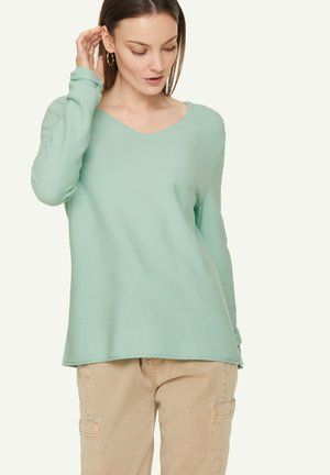 Jumper - light mint