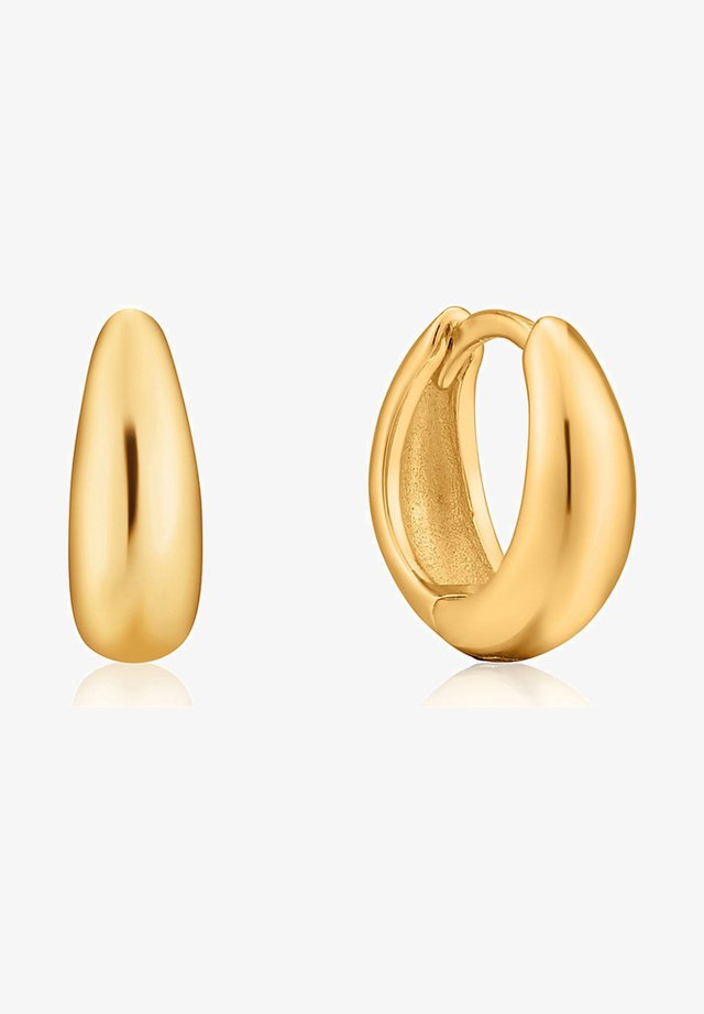 LUXE HUGGI - Earrings - gold