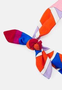 Emilio Pucci - HEAD BAND - Orejeras - arancio/azzurro - 3