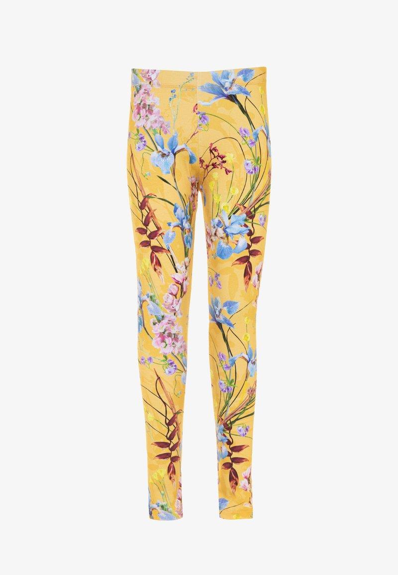 Molo - NIKI - Leggings - Trousers - yellow
