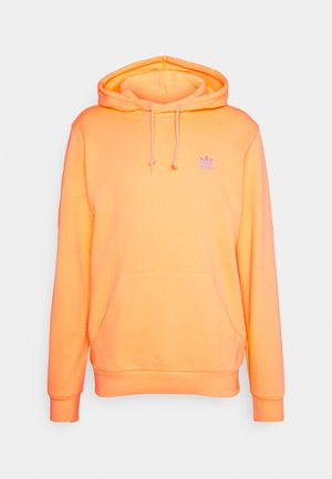 ESSENTIAL HOODY UNISEX - Mikina s kapucí - hazy orange