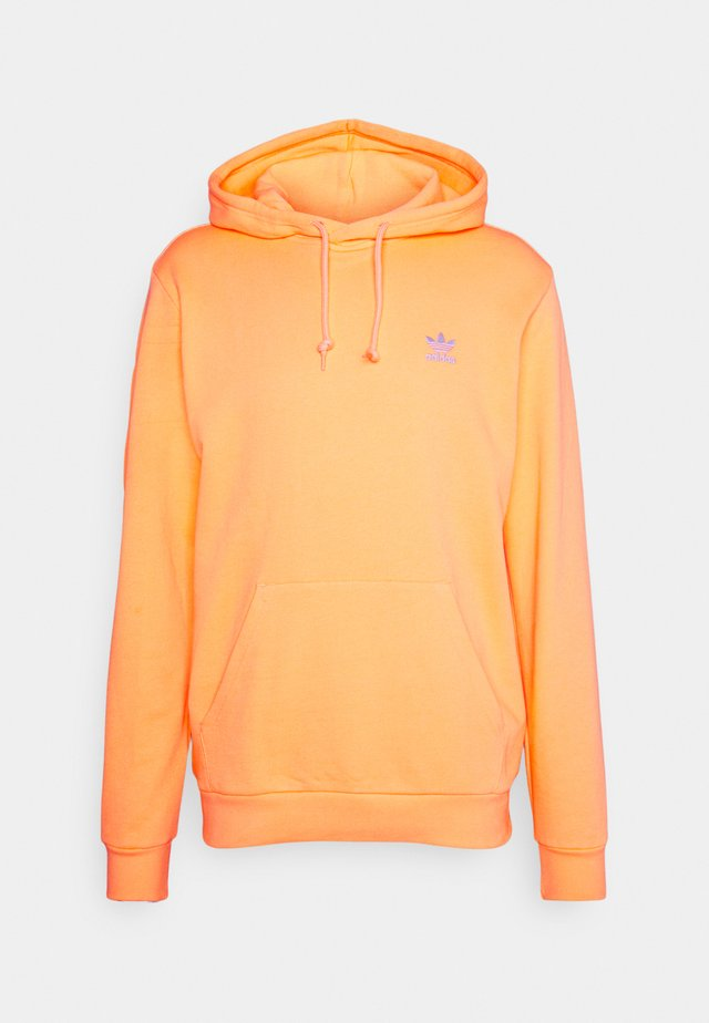ESSENTIAL HOODY UNISEX - Hoodie - hazy orange