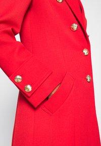 Patrizia Pepe - COATS - Classic coat - scala red - 5