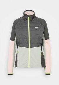Kari Traa - RAGNA JACKET - Soft shell jacket - slate - 0