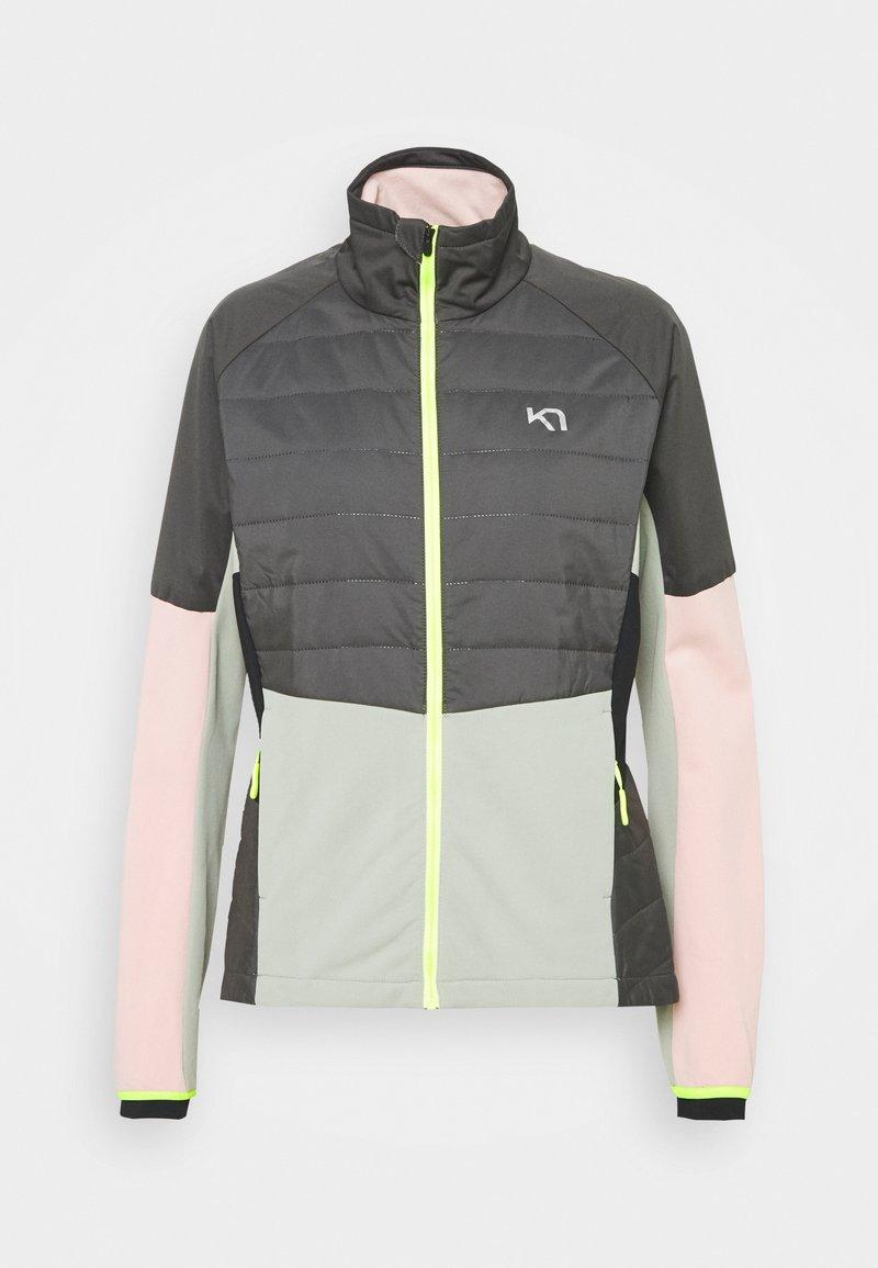 Kari Traa - RAGNA JACKET - Soft shell jacket - slate